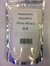Phos-Xtract Bulk Phosphate remover 1.5 L / 2 Lb Like Seachem PhosGuard