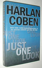 Just One Look A Novel By Harlan Coben
