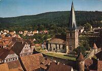 Luftkurort Dürrenbach / Pfalz , Ansichtskarte, 1967 gel.