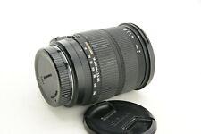 f. Canon.  Sigma DC 18-200mm f/ 3.5-6.3 OS
