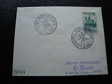 FRANCE - enveloppe 30/9/1951 (cy50) french