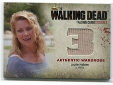 2014 The Walking Dead Season Three Part 2 Wardrobes 52 Andrea Shirt Relic