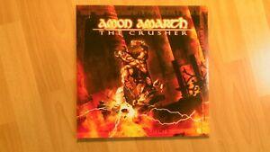 Amon Amarth - The Crusher Vinyl Hypocrisy