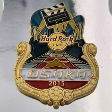 Hard Rock Cafe OSAKA 🇯🇵 - Icon City Series Pin 2015 - LE 200 - SOLD OUT