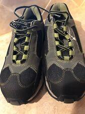 Built Georgia Boot SD Steel Toe Nubuck & Mesh Work Shoe Men 8W Women 9W
