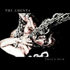 THE AMENTA - FLESH IS HEIR  CD 11 TRACKS HEAVY METAL HARD ROCK NEW+