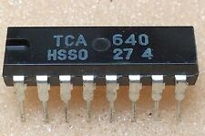 1 pc. TCA640  Chrominance Amplifire  for PAL/SECAM Decoder  DIP16  NOS