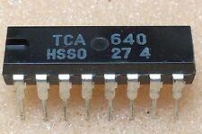 1 pc. TCA640  Chrominance Amplifire  for PAL/SECAM Decoder  DIP16  NOS