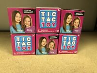 NEW Lot Of 6 Tic Tac Toy XOXO Friends Mystery Pack YouTube  Addy Maya