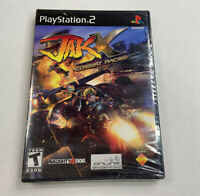 Jak X: Combat Racing (Sony PlayStation 2, 2006) PS2 New Sealed Black Label