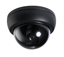 CNB D192-0S 600 TVL Analog Indoor Mini Dome Security Camera 3 Axis Support Black