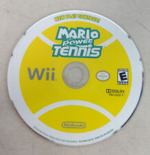 New Play Control! Mario Power Tennis (Wii, 2009)