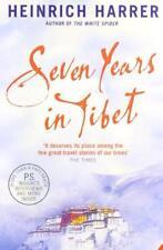Seven Years in Tibet (Paladin livres) par Heinrich Harrer Livre de poche 97805