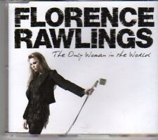 (DE894) Florence Rawlings, The Only Woman In The World - 2009 CD