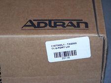 New ADTRAN 1187300L1 / TA5000 T1 8-PORT LM (1187300L1) New Box