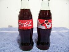Reduced price---2012 SANTA Christmas  -coca cola bottle