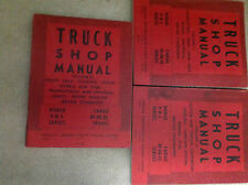 1962 Dodge Plymouth Fargo P R S Fp Fr Fs Service Shop Repair Manual Set 3 Volume