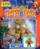 "Marvel Manga -  2003 "" THING "" Twist 'Ems"
