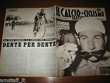 IL CALCIO E CICLISMO ILLUSTRATO 1960/27=VINICIO=CHARLES=COLETTO=TOUR DE FRANCE=