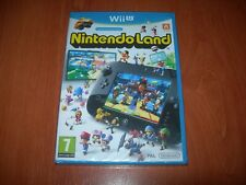 NINTENDO LAND Wii U (PAL ESPAÑA PRECINTADO)