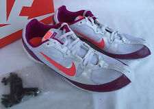 Nike Zoom Rival MD Sprint 383823-100 Track Spikes Running Shoes Men's 11 new