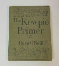 "Wonderful Antique First Edition ""The Kewpie Primer"", Rose O'Neill, c.1916"