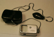 Minox Selenium Light Meter with Measuring Chain / Case, Made in Germany
