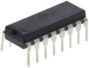 Intersil MULTIPLEXER SWITCH ICS 25Pcs 16-Pins Quad SPST Single Ended PDIP