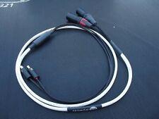 WyWires Platinum headphone cable dual twin 2 bal. XLR (Sennheiser HD700, HD800)