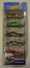 HOT WHEELS  2018 *HW HORSEPOWER 5-PACK* Corvette,Viper,Mustang,AAR Cuda