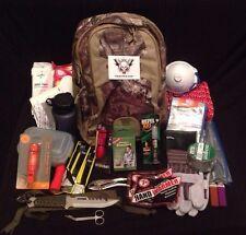 TAC-32 Base Bug Out Bag / Camo Tactical Backpack / Disaster Backpack / Prepper
