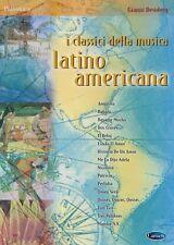 Partition pour piano - Classici Musica Latin - Gianni Desidery