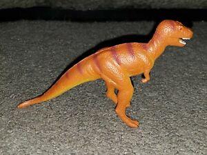 Vintage 1997 Jasman T-Rex Tyrannosaurus Rex Prehistoric Dinosaur Figure Stripes