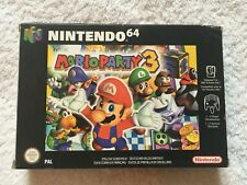 Mario Party 3 Nintendo 64 N64 PAL Rare *Box & Manual Only*