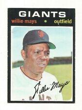 1971 Topps #600 Willie Mays EX+