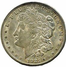 * SPC * USA Estados Unidos - MORGAN DOLLAR 1921 S - DOLAR - Silver Plata W10008