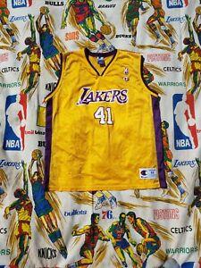 VINTAGE Rare Glen Rice Los Angeles Lakers NBA Champion Jersey 90s Size 44