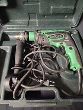Hitachi 58 Corded Hammer Drill 12 Chuck