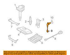 AUDI OEM 00-06 TT Quattro-Engine Crankshaft Crank Position Sensor CPS 06A906433G