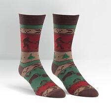 Sock It To Me Men's Crew Socks - Big Foot Sweater