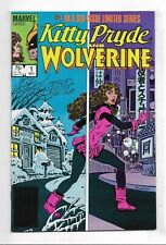 Kitty Pryde And Wolverine #1 2 3 4 5 6 Complete Set