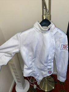 Womens Leon Paul Fencing Jacket Size 38
