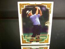 Rare Tom Kite Upper Deck SP Authentic 2001 Card #106 Golf