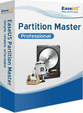 EaseUS Partition Master Professional 13.5 full Lifetime Activation FAST SHIPPING