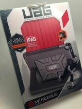 "Urban Armor Gear iPad Pro 12.9"" Metropolis Series Folio Case for Apple - Magma"
