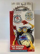 Mattel Robots Bot Builder Kit Robot Activity Kit NIB