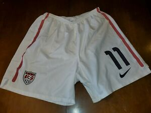 USMNT Nike official match shorts worn by Stuart Holden #11 year 2010