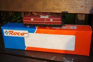 RF37] Roco 63381 DC H0 Diesellok BR 280 007-6 der DB, OVP 👍
