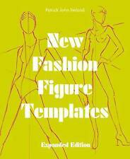 New Fashion Figure Templates by Patrick John Ireland (Paperback, 2015)