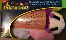 "Pillow Pets Dream Lites - Pink Butterfly 11"" Unisex 3 yrs+ New 2012"